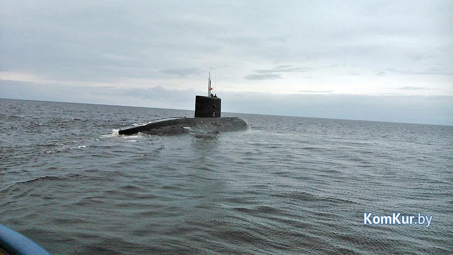 Боевая служба на морской глубине