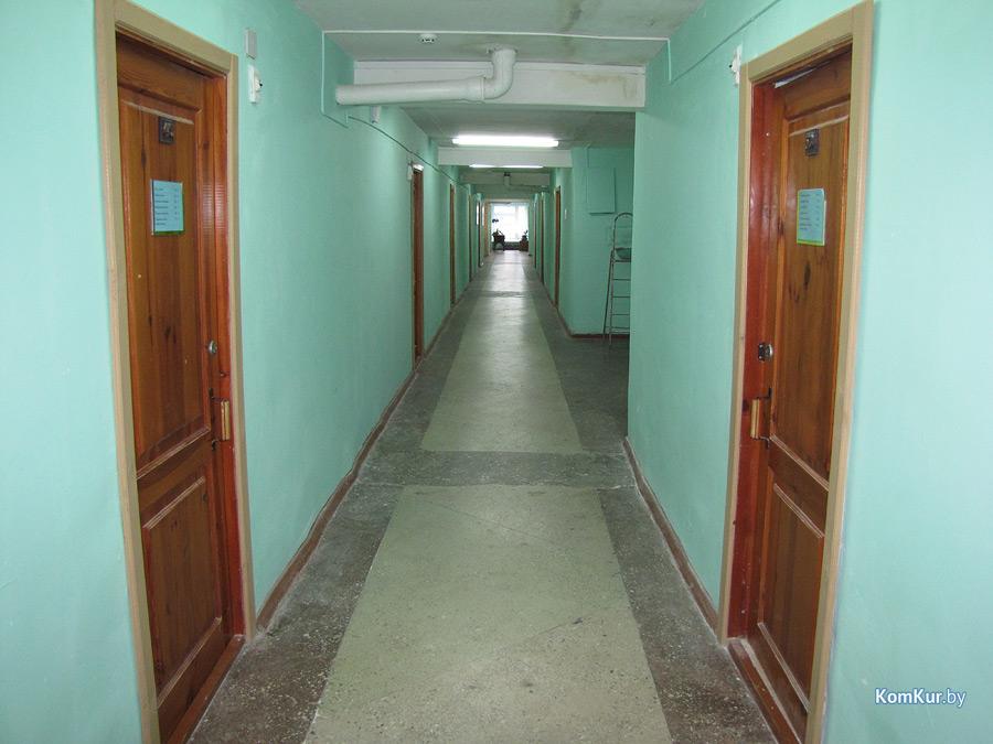 Суицид в молодежном общежитии Бобруйска. Подробности