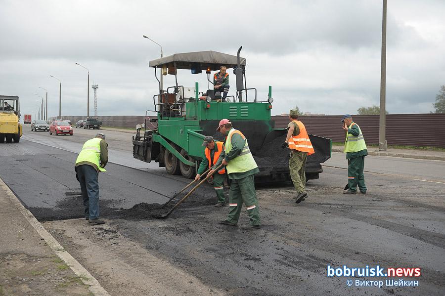 Как иизчего производят асфальт для бобруйских дорог