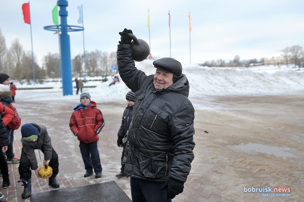 Бобруйская лыжня-2019. Фоторепортаж