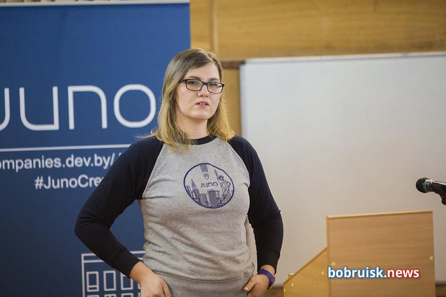 В Бобруйске будут строить роботов!