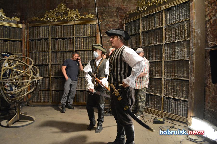 В Бобруйске нашли древнюю реликвию - ромфею власти!