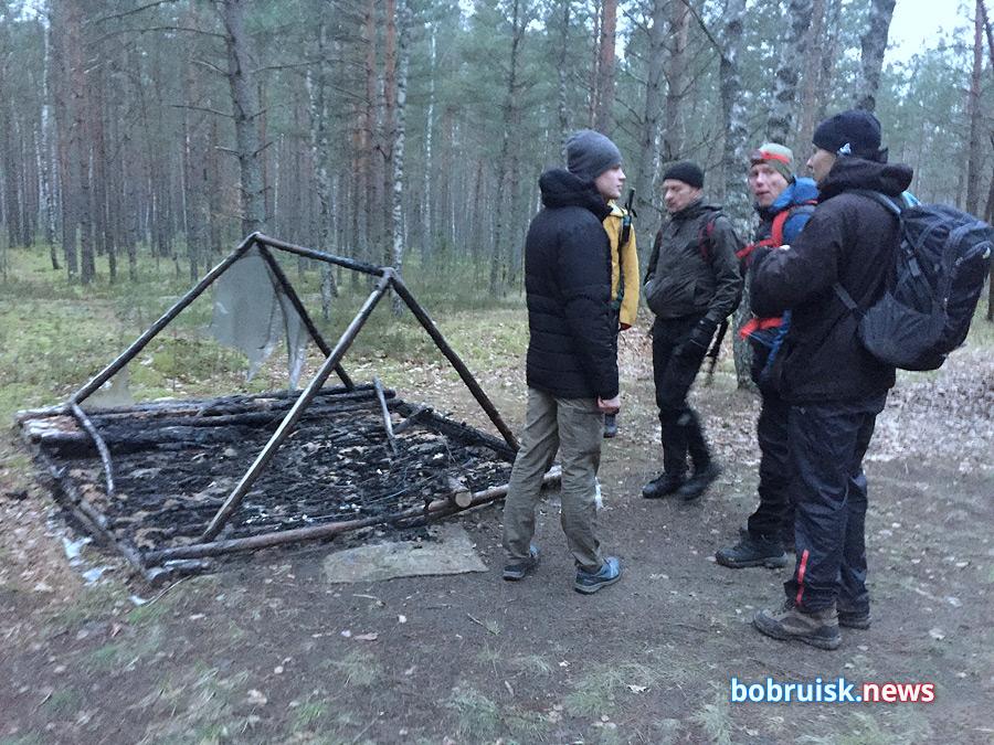 Фоторепортаж из самого партизанского болота в окрестностях Бобруйска