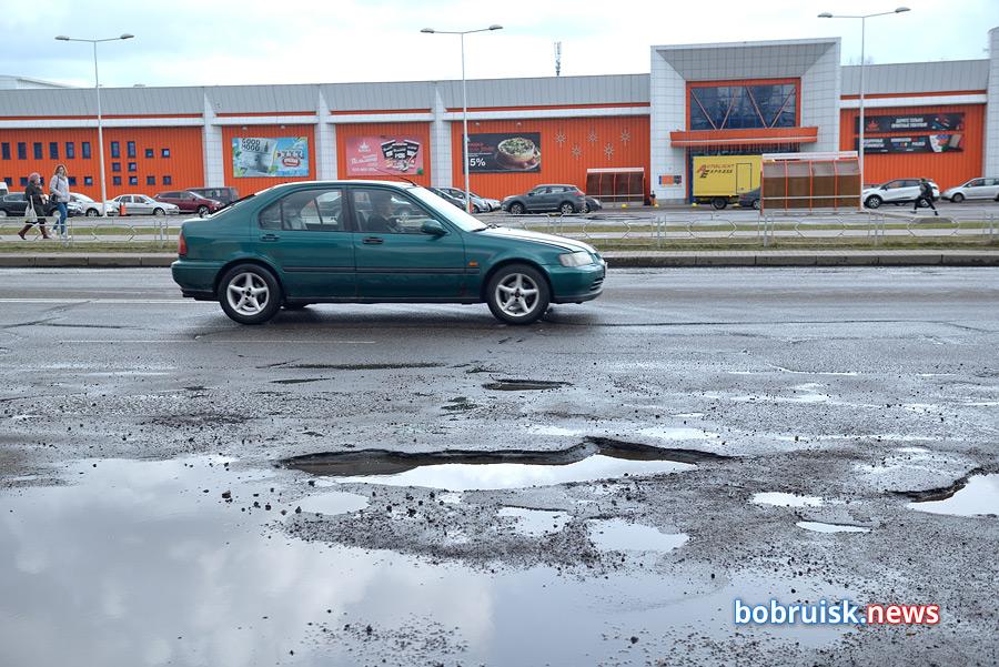 Ремонт улицы 50 лет ВЛКСМ в Бобруйске — как и когда
