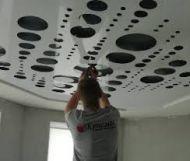 Натяжные потолки «Крисмас»