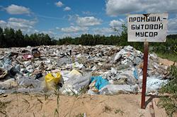 Восемь несанкционированных свалок за полгода зафиксировала Бобруйская инспекция охраны окружающей среды