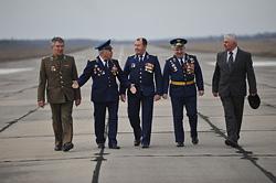 Под крылом самолета– Бобруйск