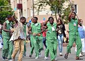 Свои люди изАфрики