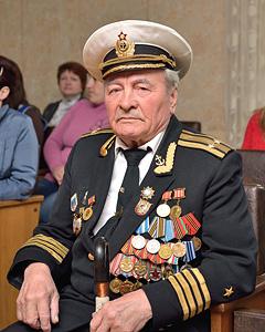 Иван Федорович Голуб