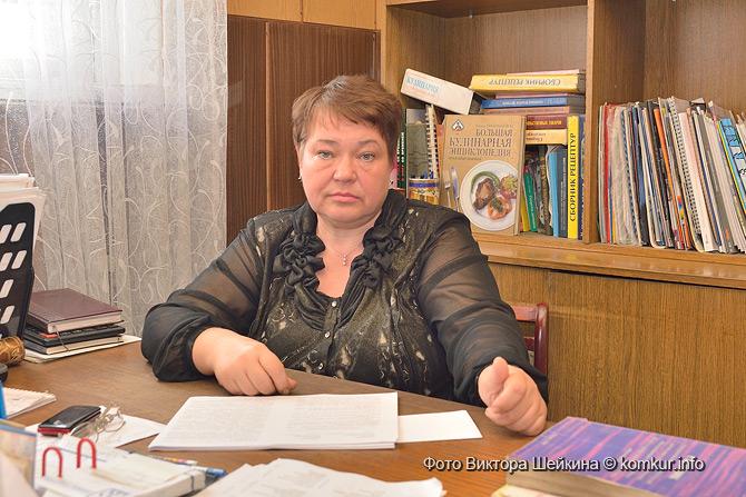 Татьяна Владимировна Мотина