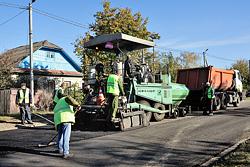 «Коммерческий» на связи: тротуар к детскому саду