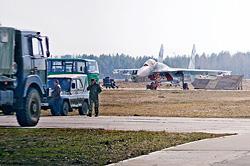 В Бобруйске появится российская авиабаза