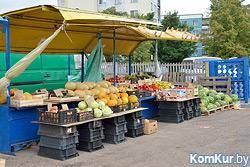Микрорынки Бобруйска немного прирастут