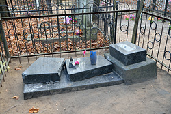 Тайная жизнь кладбищ