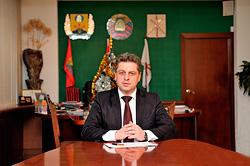 Новогоднее поздравление председателя Бобруйского горисполкома