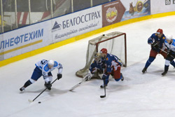ХК «Брест» – «Динамо-Бобруйск» – 4:3