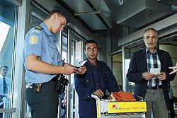 Швеция продлила на месяц срок действия пограничного контроля