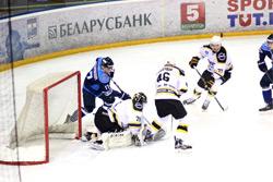 «Динамо-Бобруйск» – «Химик-СКА» (Новополоцк) – 4:0