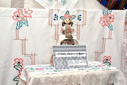 В Бобруйском краеведческом музее работает выставка мягкой этнографии