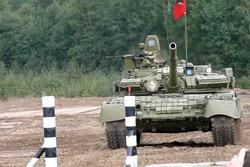 «Коммерческий» на связи: Танковые полигоны отдыхают