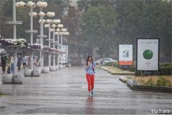 В выходные будет дождливо, а с понедельника погода пойдет на поправку