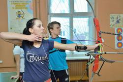 Бобруйские лучники – с медалями первенства области