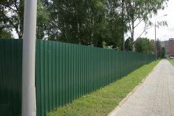 «Коммерческий» на связи: Кто забор поставит