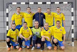 «Бобруйск» завоевал бронзовые медали чемпионата страны по футзалу