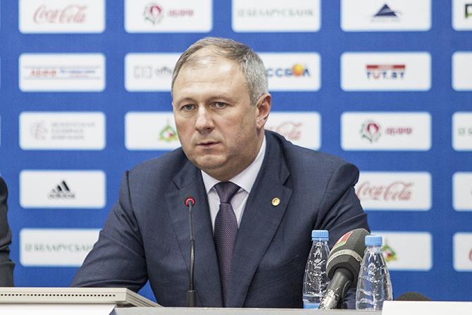 Глава федерации футбола: «Переговоры местных властей с инвесторами ФК «Белшина» продолжаются