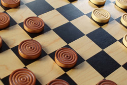 «Призовые ходы» бобруйских шашисток