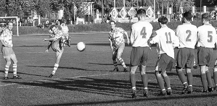 40 лет бобруйскому футболу