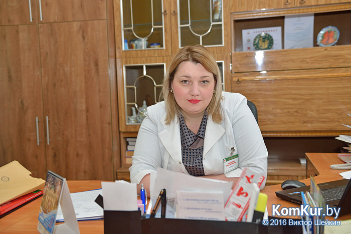 Бобруйский диспансер спортивной медицины: здоровые советы