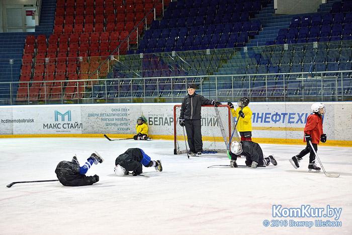 Расставания иожидания «Бобруйск-Арены»