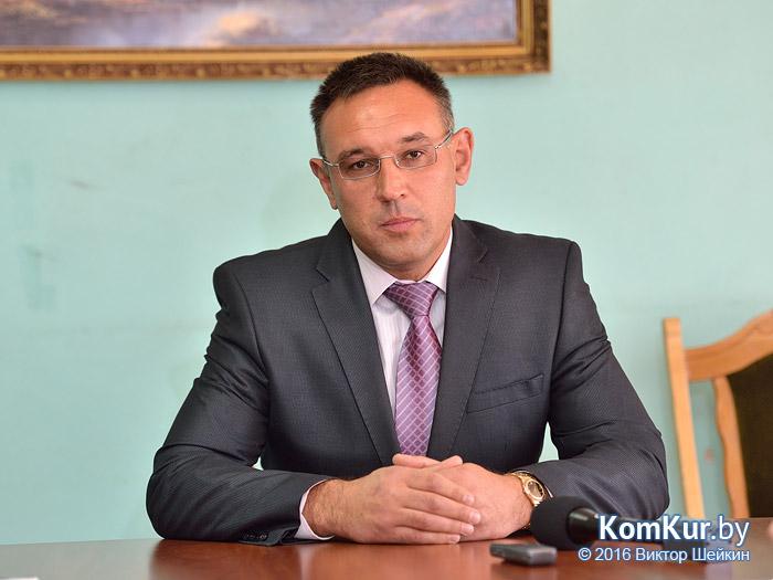 Назначен генеральный директор ФК «Белшина»