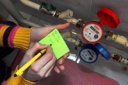 «Коммерческий» на связи: За чей счет водомер?