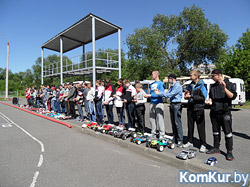 В Бобруйске пройдут областные соревнования по автомодельному спорту