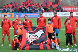 Открытие футбольного сезона в Бобруйске
