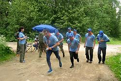 Бобруйская команда по адаптивному туризму вернулась с победой из России