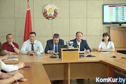 О новых деньгах и не только говорили в Бобруйске