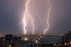Синоптики предупреждают об урагане в воскресенье.