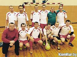 Бобруйский «Союз-Энерго» победно стартовал в чемпионате страны по футзалу