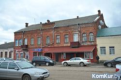 Легенды Порт-Артура, Или Как живется в самом загадочном здании Бобруйска?