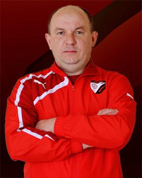 Вячеслав Геращенко покинул пост главного тренера футбольного клуба «Белшина»