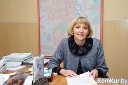 Елена Осадчая: «Инициатива бобруйчан всегда найдет у нас поддержку»