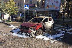 В Киеве в результате взрыва погиб журналист Павел Шеремет