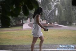 К выходным погода в Беларуси начнет улучшаться