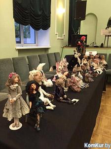 Бобруйские куклы в Латвии