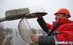 Освещение бобруйских улиц будет проверено