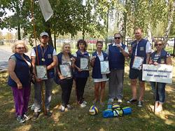 Депутаты Бобруйска заняли второе место в Летней спартакиаде депутатского корпуса Могилевской области