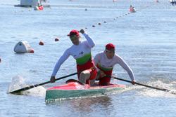 На чемпионате мира по гребле на байдарках и каноэ бобруйчанка завоевала три «золота»